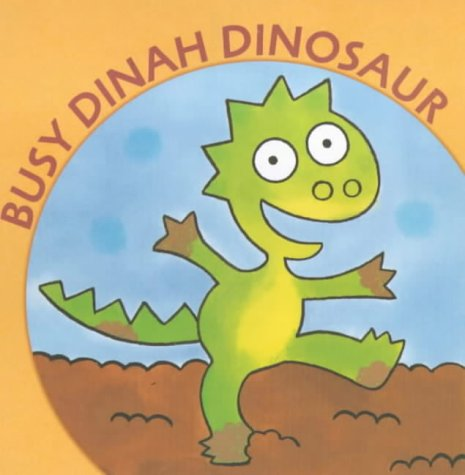 9780744580099: Busy Dinah Dinosaur (Brand New Readers)