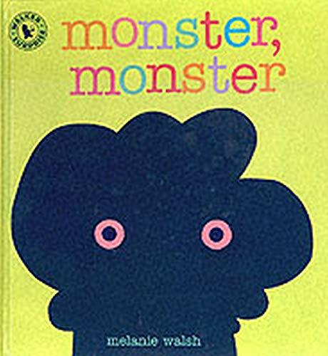 9780744581041: Monster, Monster (Walker Surprise)