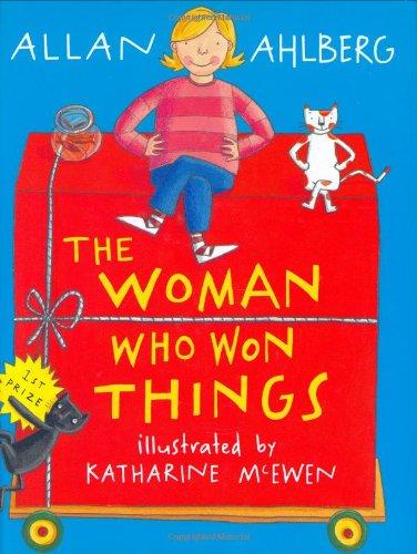 9780744581270: Woman Who Won Things