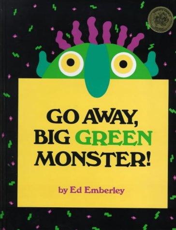 9780744581324: Go away Big Green Monster