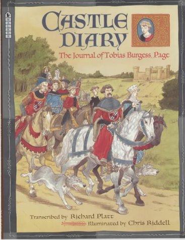 9780744582208: Castle Diary