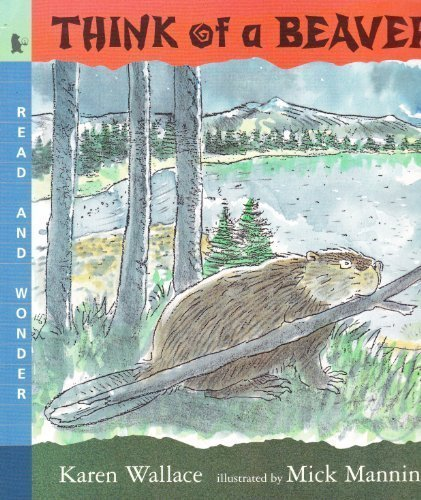 9780744582222: Think of a Beaver (Read & Wonder)