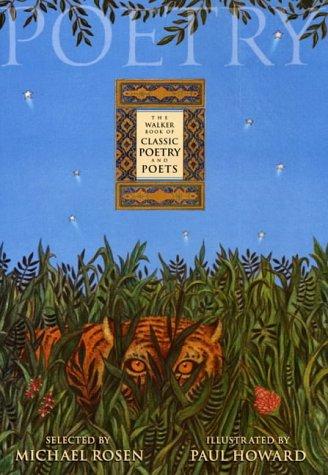 9780744582642: Walker Book Of Classic Poetry & Poets