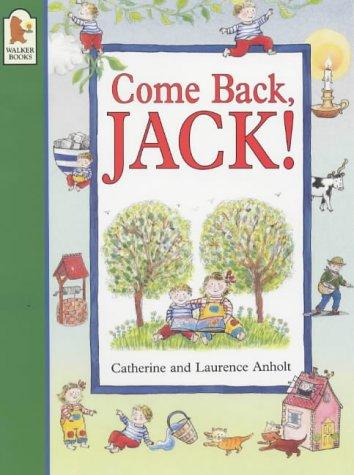 9780744582895: Come Back, Jack!