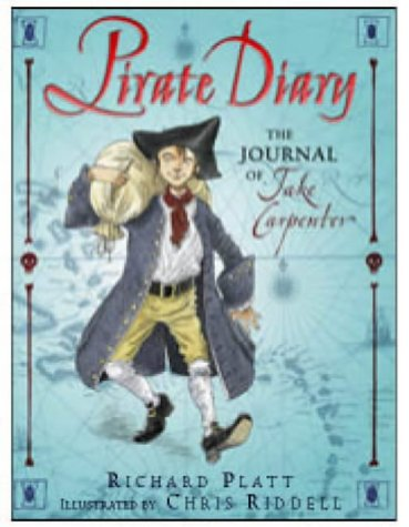 9780744583328: Pirate Diary: The Journal of Jake Carpenter