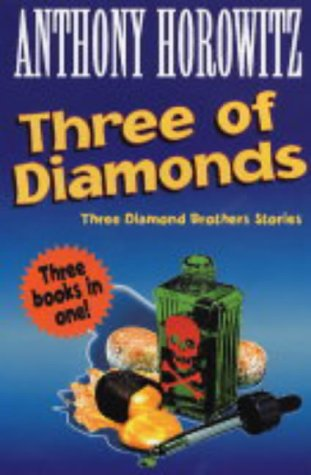 9780744583557: Three Of Diamonds
