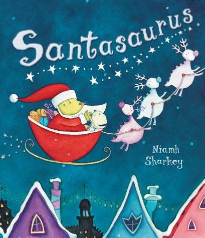 9780744583731: Santasaurus