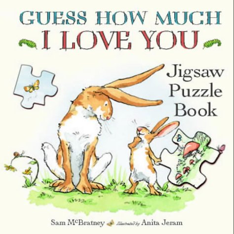 9780744583861: Guess How Much I Love You: Jigsaw Puzzle Book