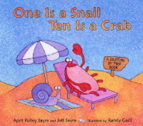 9780744585254: One is a Snail, Ten is a Crab