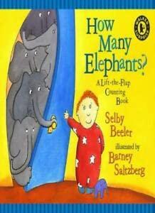 9780744585568: How Many Elephants? Lift The Flap