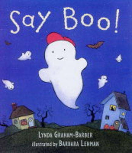 9780744585650: Say Boo Board Book