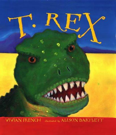 9780744586299: T.Rex (Read & Wonder)
