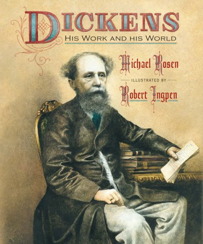 9780744586404: Dickens: His Work and His World