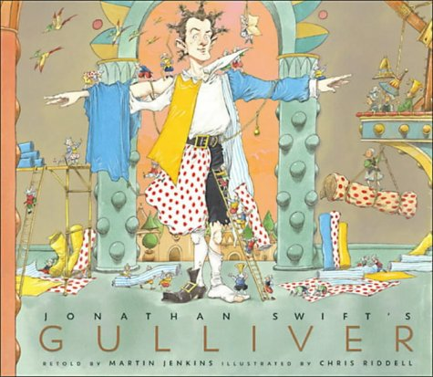 "9780744586428: Jonathan Swift's ""Gulliver"""