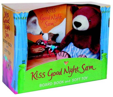 Kiss Good Night, Sam (0744586720) by Amy Hest