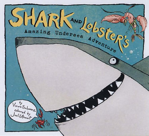 9780744588996: Shark And Lobster's Amazing Undersea Adv