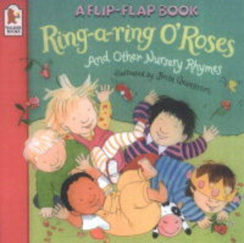 9780744589146: Ring A Ring O' Roses (Flip-flap)