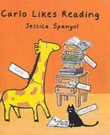 9780744589344: Carlo Likes Reading