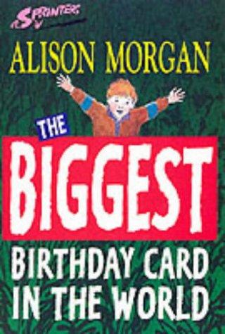 9780744589597 Biggest Birthday Card In The World Sprinters