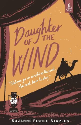 Daughter of the Wind: Staples, Suzanne Fisher