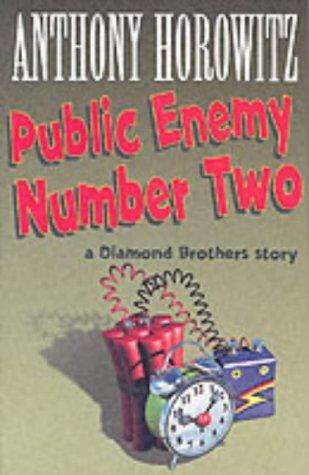 9780744590364: Public Enemy No.2 (Diamond Brothers Story)