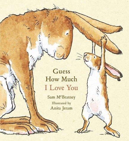 9780744592436: Guess How Much I Love You: My Baby BookGUESS HOW MUCH I LOVE YOU: MY BABY BOOK by Jeram, Anita (Author) on Oct-01-2002 Hardcover