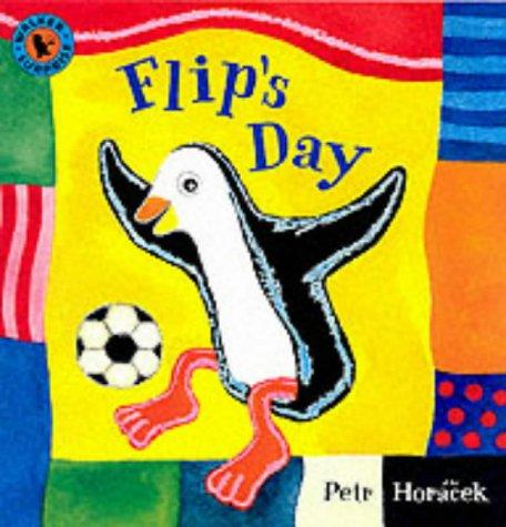 9780744592627: Flip's Day Board Book (Walker Surprise)