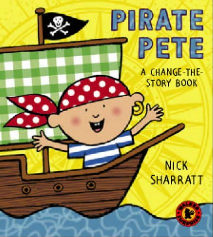 9780744592764: Pirate Pete (Walker Surprise)