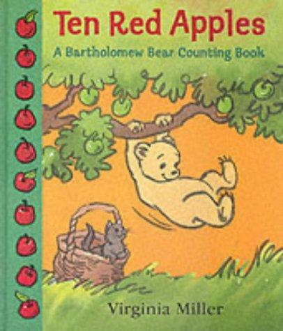 9780744592801: Ten Red Apples (George & Bartholomew)