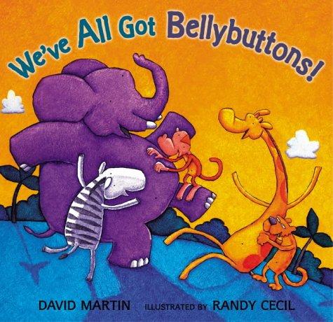 9780744593204: We've All Got Bellybuttons!