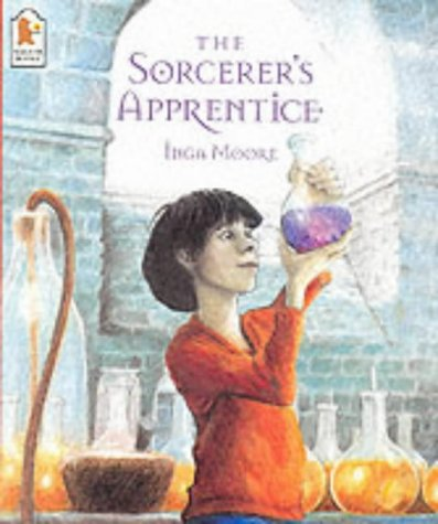 The Sorcerer's Apprentice (0744594294) by Moore, Inga