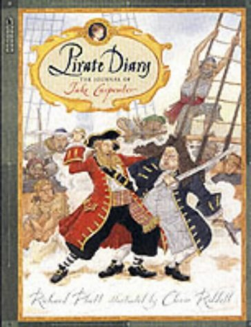 9780744594300: Pirate Diary: The Journal of Jake Carpenter