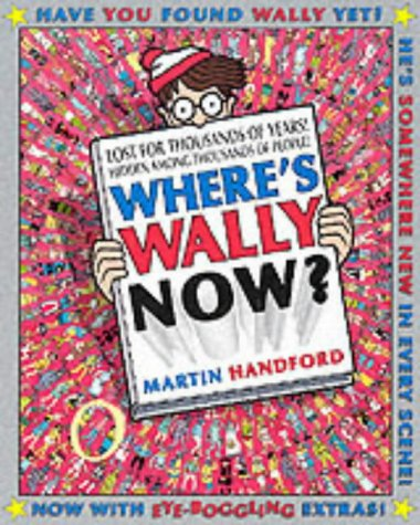 9780744594430: Where's Wally Now?