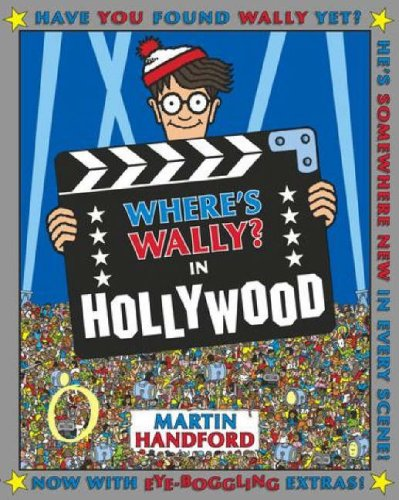 9780744594447: Where's Wally? In Hollywood (Where Wally Special Mini)