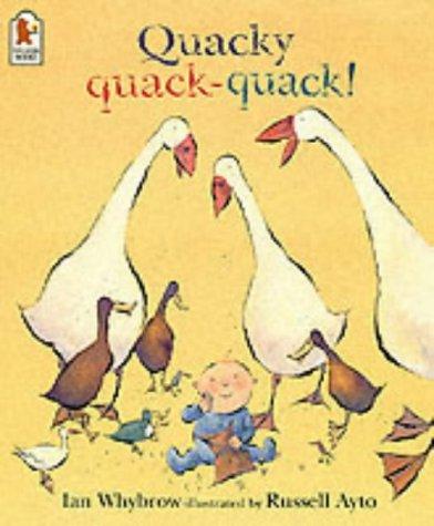 9780744594607: Quacky Quack-quack!
