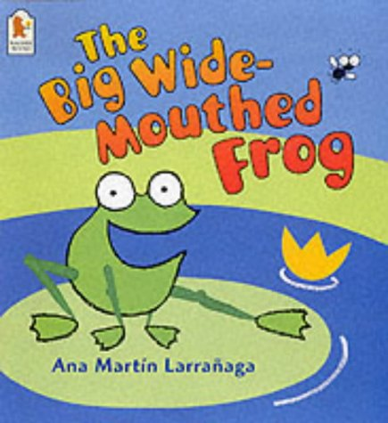 9780744594843: The Big Wide-Mouthed Frog