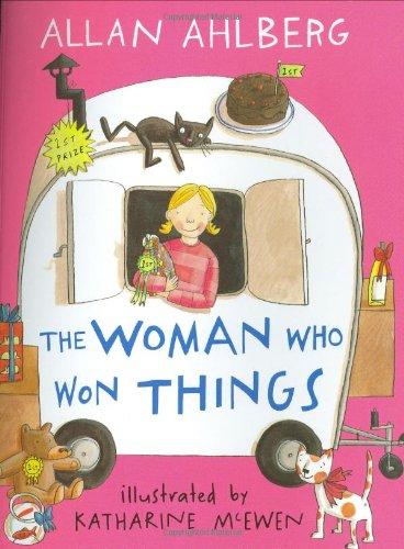 9780744594966: Woman Who Won Things