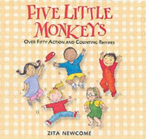 9780744596151: Five Little Monkeys