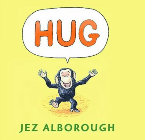 Hug Midi Board Book (0744596254) by Jez Alborough