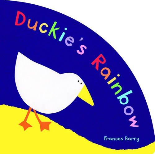 9780744596465: Duckies Rainbow Shaped Book