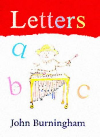 Letters Board Book (0744596807) by John Burningham