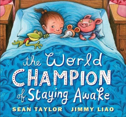 9780744596861: The World Champion of Staying Awake