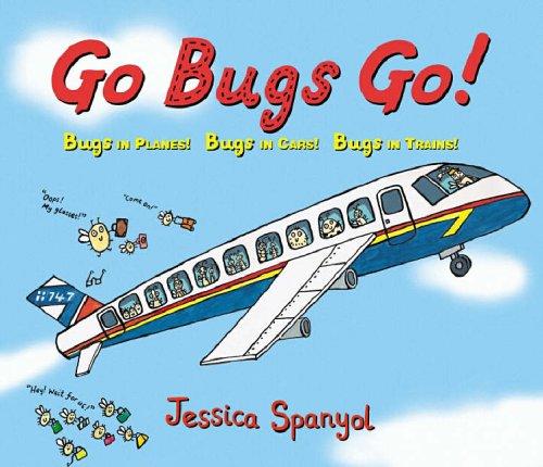 9780744596908: Go Bugs Go!