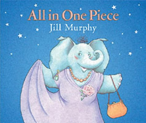 9780744596953: All In One Piece Board Book (Large Family)