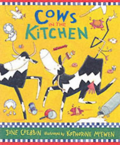 9780744596991: Cows In The Kitchen Board Book