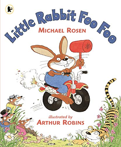 9780744598001: Little Rabbit Foo Foo