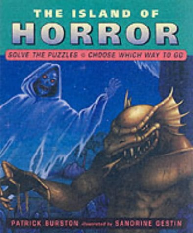 9780744598216: Island Of Horror (Walker Gamebooks)