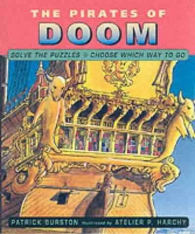 9780744598223: The Pirates of Doom (Walker Gamebooks)