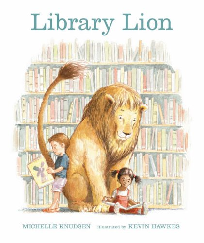9780744598599: Library Lion