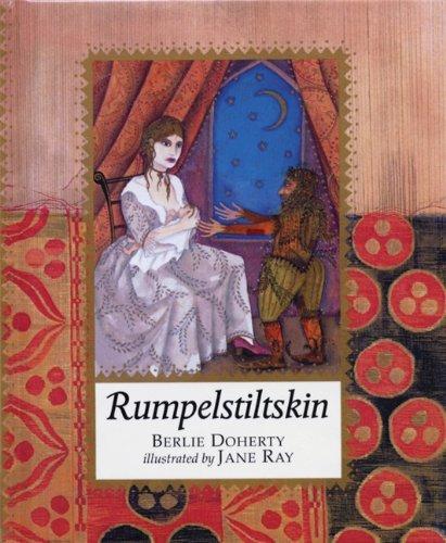 Rumpelstiltskin (074459877X) by Berlie Doherty
